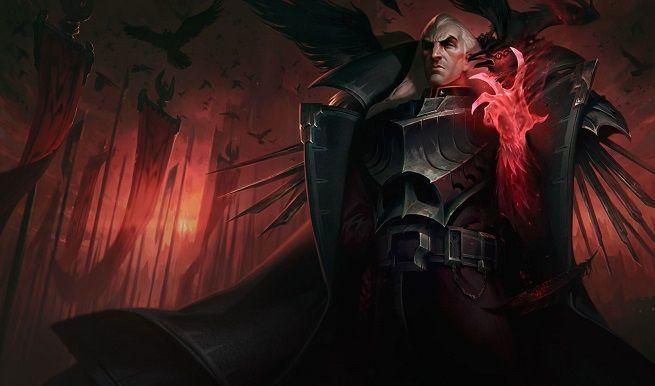 League of Legends Swain