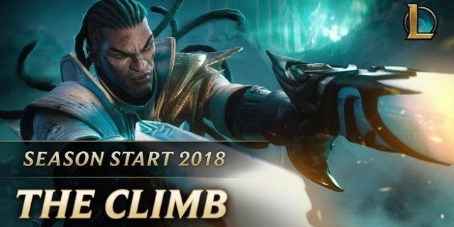 League of Legends The Climb