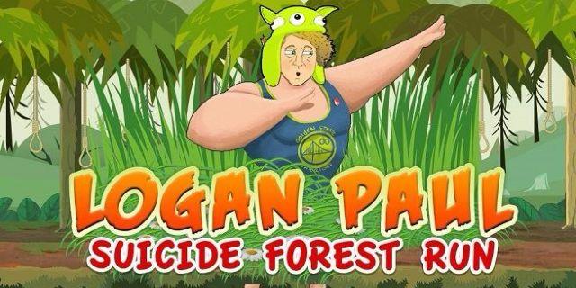 Logan Paul Suicide Forest Run
