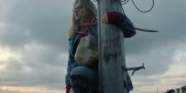 Madison Wolfe in I KILL GIANTS courtesy of RLJE Films