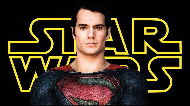 Man of Steel Star Wars Easter Egg