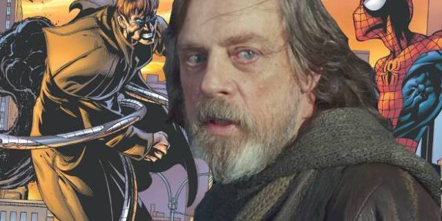 Mark Hamill Doctor Octopus MCU