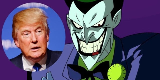 Mark Hamill Joker Donald Trump comicbookcom