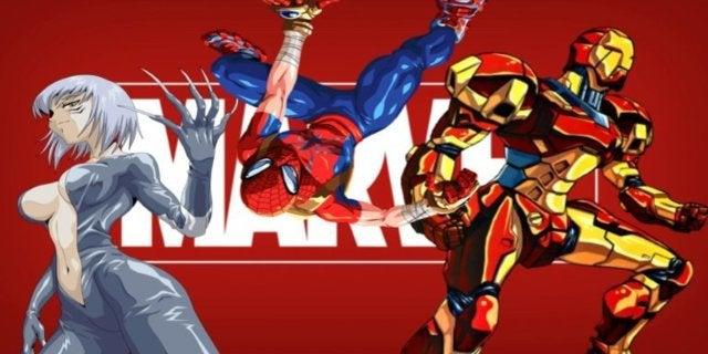 Marvel mangaverse anime comicbookcom