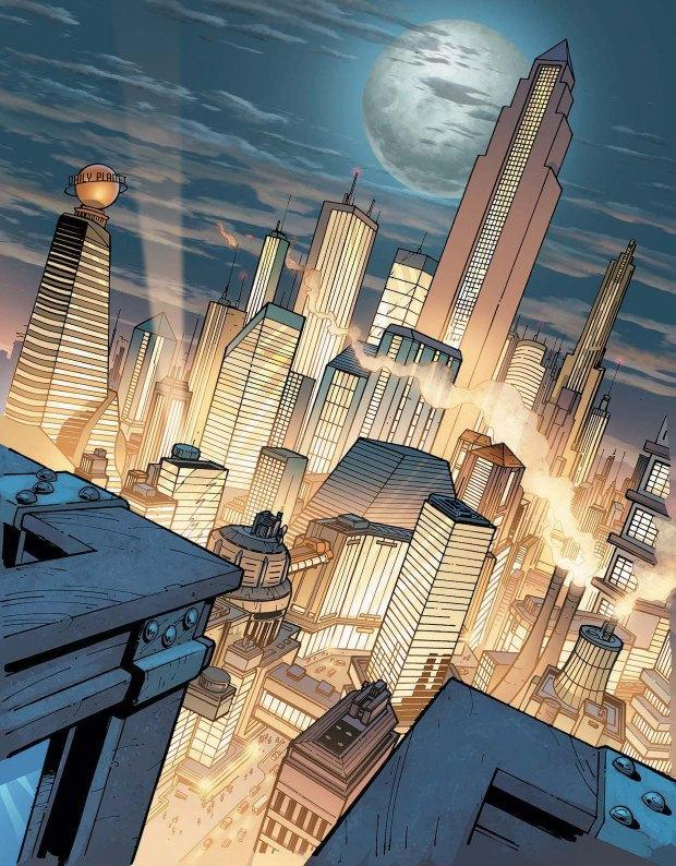 Metropolis Series Ordered for DC Digital Network