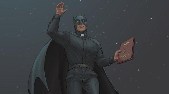 Milk Wars - Father Bruce