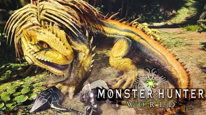 Street Fighter's Ryu and Sakura will be coming to Monster Hunter