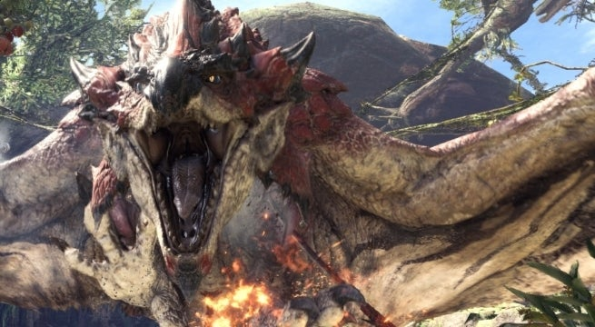 Monster Hunter: World Gets A PS4 vs