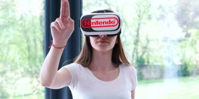 Nintendo Still Doesn't Like the Idea of VR