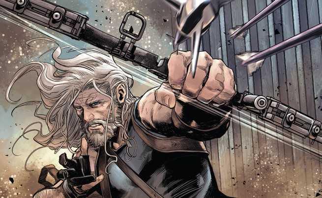 Old Man Hawkeye #1 - Archer
