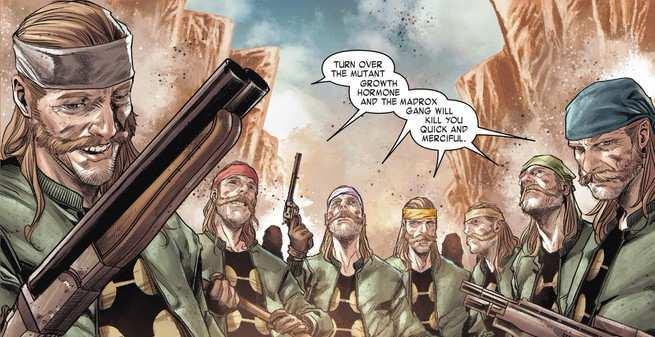 Old Man Hawkeye #1 - Madrox