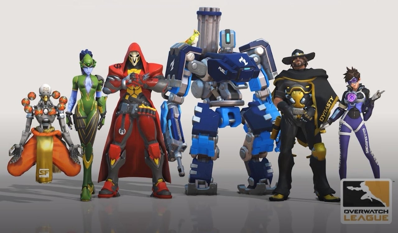 Overwatch Gets New Skins Today; Marks The Start of A New League
