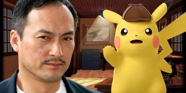 Ken Watanabe Cast in 'Detective Pikachu' Movie