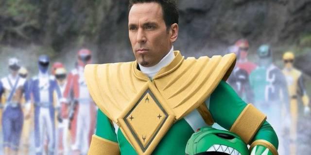 Power Rangers Jason David Frank