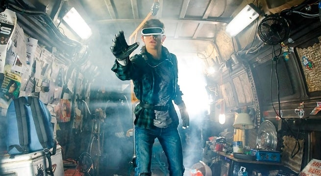 Listen to Steven Spielberg Describe Ready Player One's Vision of the Future