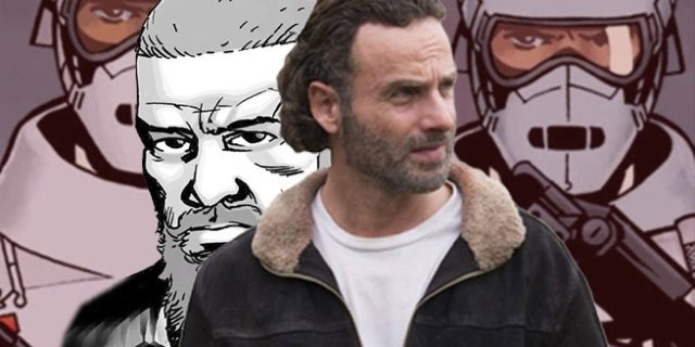 'The Walking Dead' Setting Up Rick's Death?