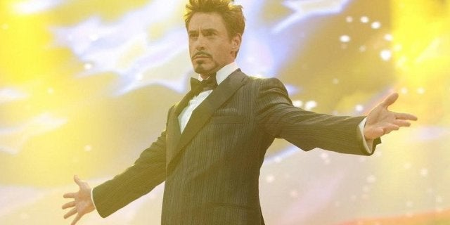Robert Downey Jr Tony Stark Avengers Iron Man