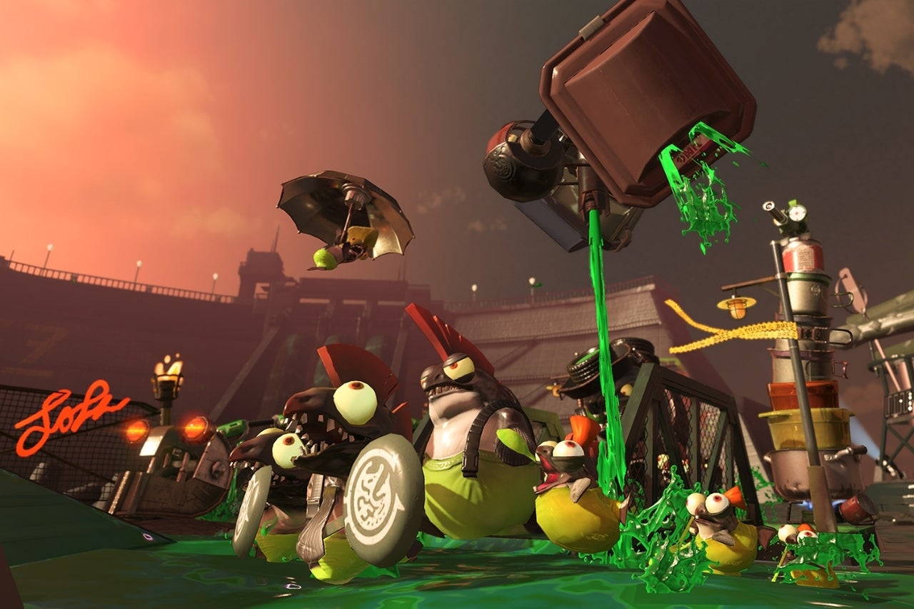 Salmon-Run-Splatoon