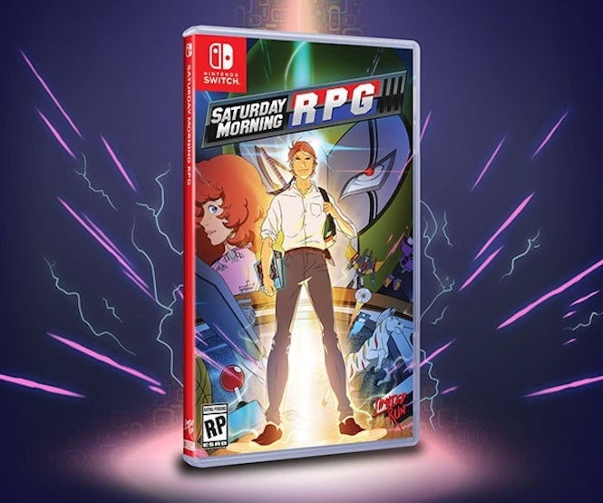 Saturday Morning RPG Announced for Switch