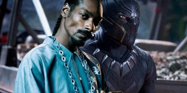 Snoop Dogg Donating Money for Kids to Go See 'Black Panther'