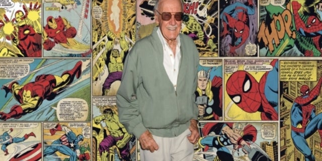 Stan Lee comicbookcom