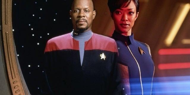 Star Trek Deep Space Nine Discovery