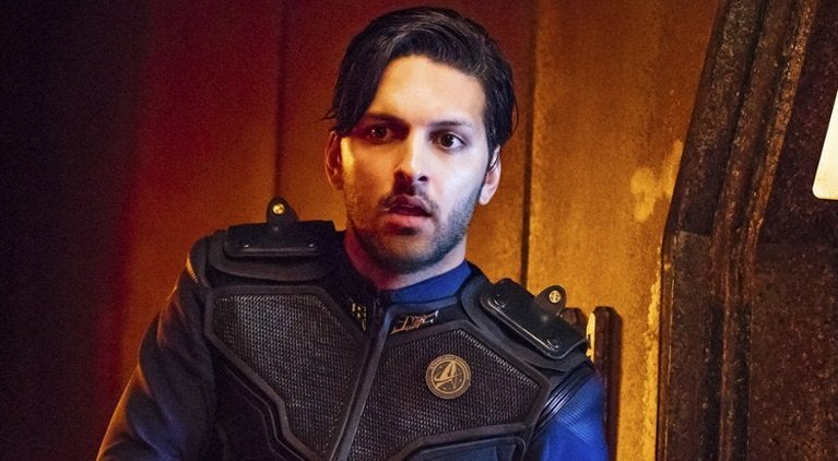 'Star Trek: Discovery': See the Transformation From Human to Klingon