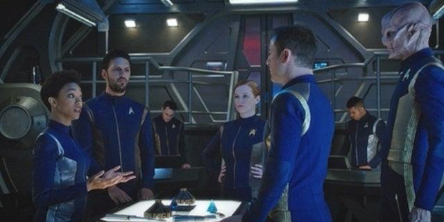 Star Trek Discovery Death