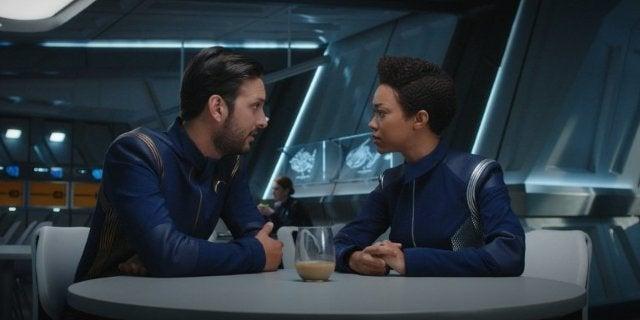 Star Trek Discovery MIchael Burnham Ash Tyler