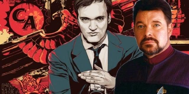 Star Trek Tarantino Frakes comicbookcom