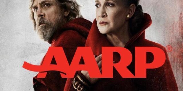 Star Wars AARP