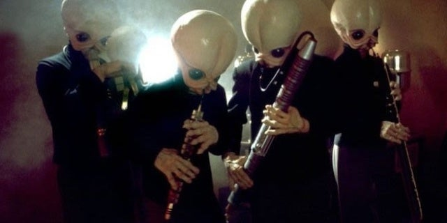 star wars cantina band