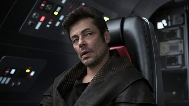 Star Wars DJ Comic - Scoundrel