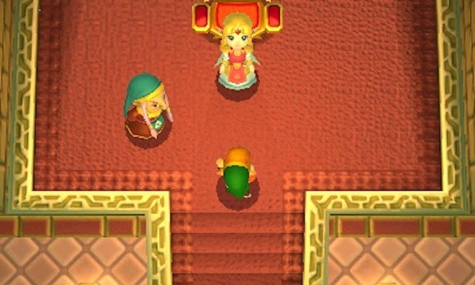 Report: The Legend Of Zelda: A Link Between Worlds Might Be Coming To  Nintendo Switch