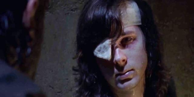 The Walking Dead Carl Grimes death