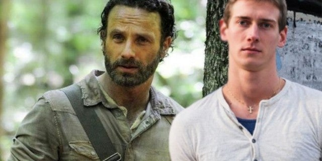 The Walking Dead John Bernecker