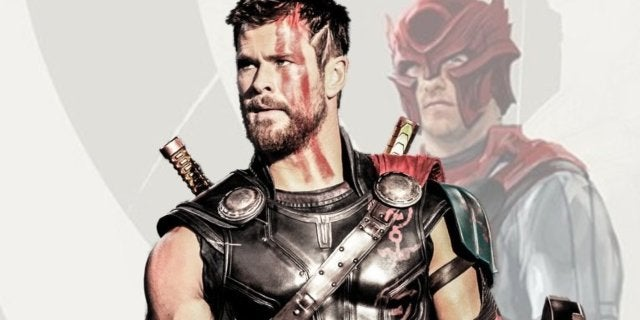 Early 'Thor: Ragnarok' Concept Art Had a Very Different Look for Thor
