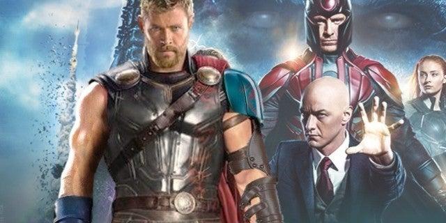 Thor X-Men