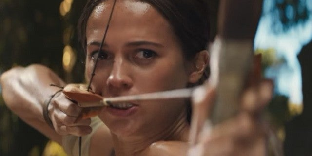 New Tomb Raider Trailer Reveals an Exciting and Dangerous Lara Croft