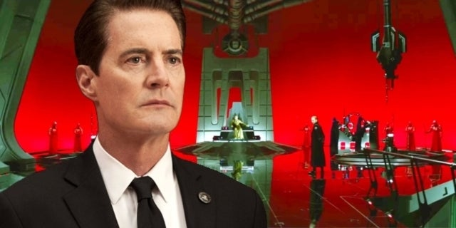twin peaks the last jedi dale cooper throne room