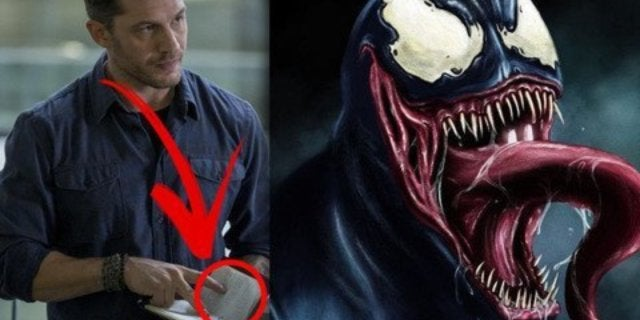 Venom Movie Life Foundation Symbiotes
