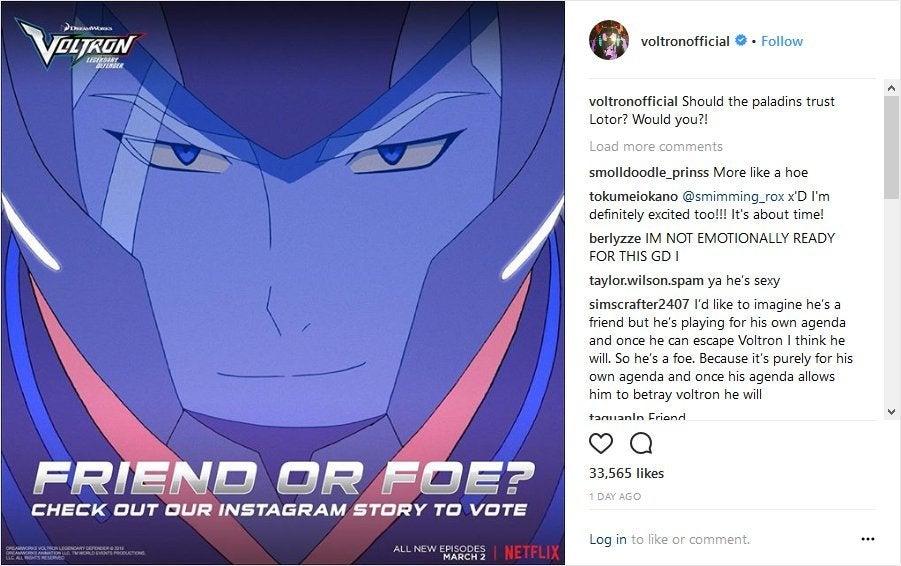 Voltron Legendary Defender Season 5 Release Date