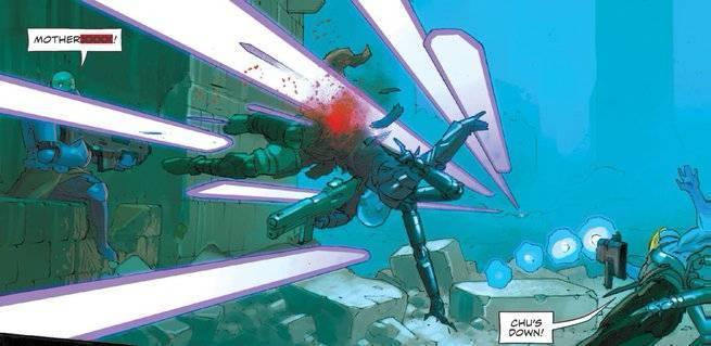 VS #1 Image Comics Review - Space Gladiators