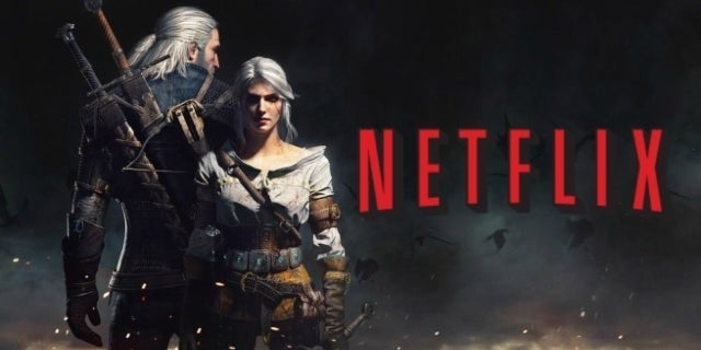 witcher tv series