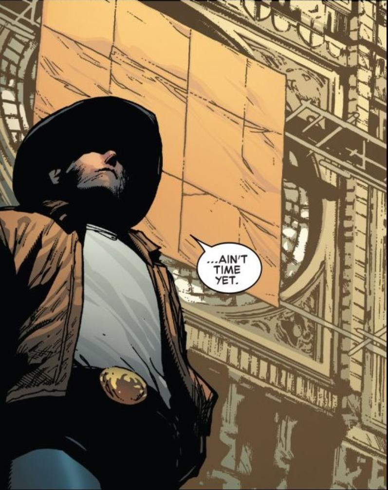 Wolverine Spider-Man post-credits
