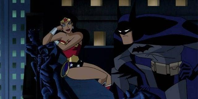 Wonder Woman and Batman - Cover