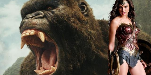 Wonder Woman King Kong