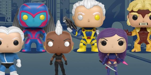 X-Men Funko Pops