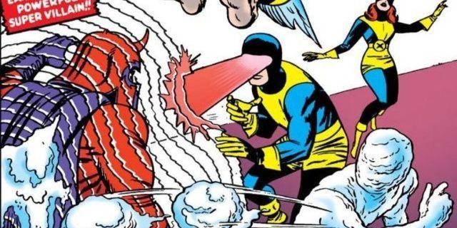 X-Men Jack Kirby
