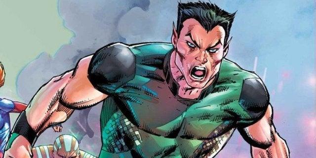 X-Men Red Namor